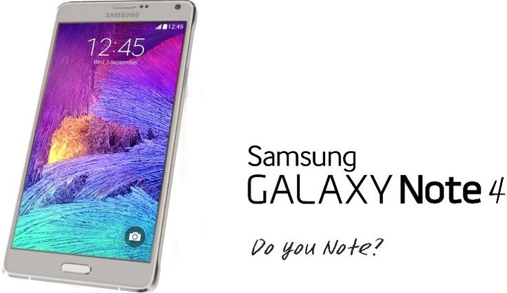 Samsung Galaxy Note 4 USB Drivers for Mac and Windows