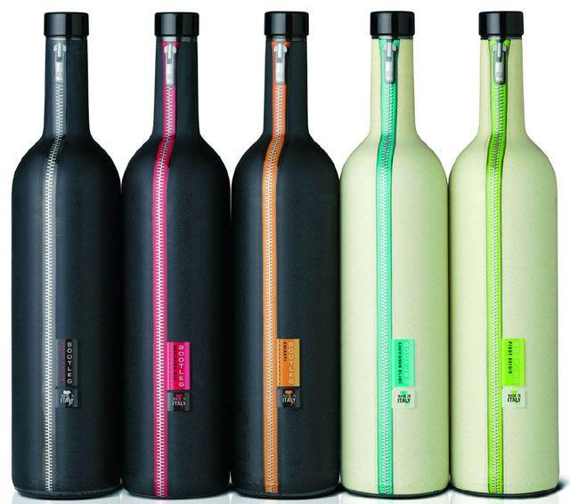 design package wine