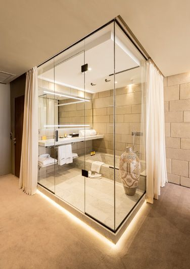 Best 25 Glass Bathroom Ideas On Pinterest Glass