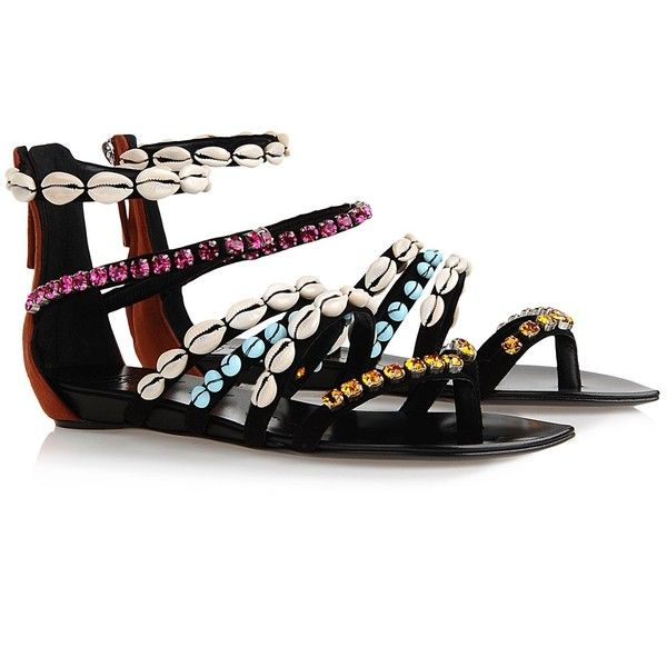 e40052 001 - Sandals Women - Shoes Women on Giuseppe Zanotti Design... (€540) ❤ liked on Polyvore featuring shoes, sandals, giuseppe zanotti shoes, giuseppe zanotti sandals and giuseppe zanotti