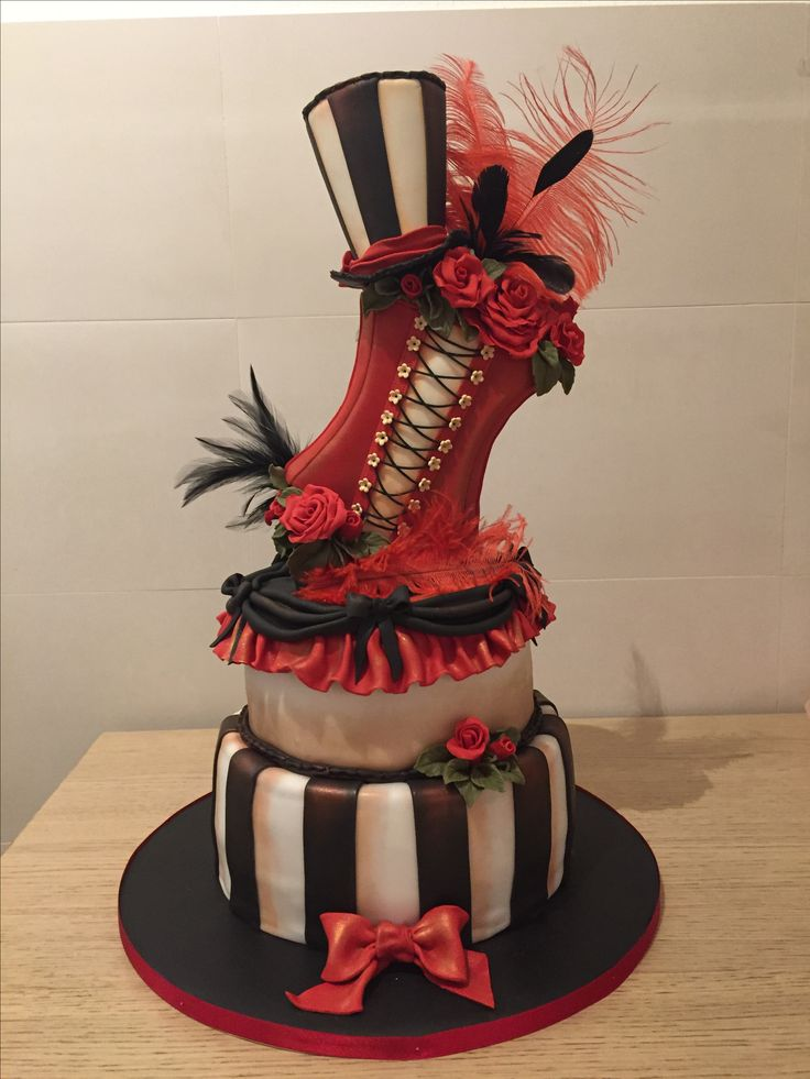 Best 25 Corset Cake Ideas On Pinterest Lingerie Cake
