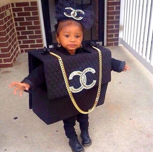 "Cute ""Purse"" Halloween Costume!!!"