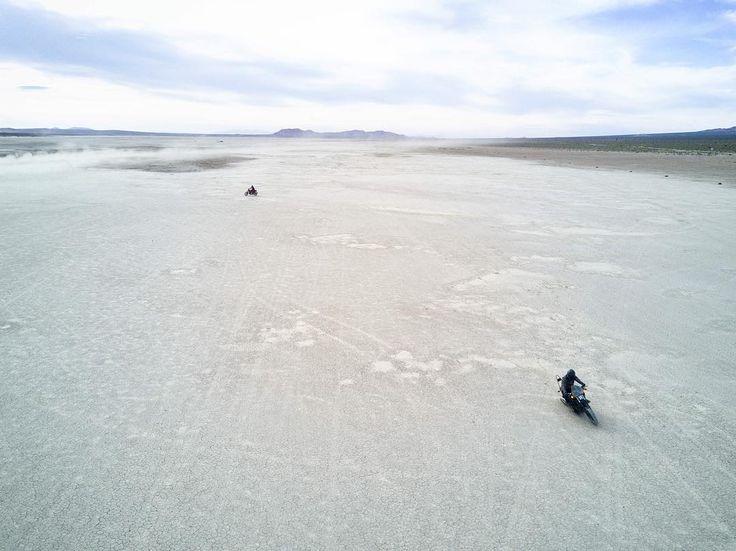 Untitled. Location: El Mirage Dry Lake California : DJI Magic Pro  #photoshoot #motorcycle #moto #motorcycles #harley #harleydavidson #triumph #desert #elmirage #drylake #palmdale #losangeles #la #california #ca #usa #drone #dronephotography #dji #mavic #pro #agameoftones #portraitgames #nikcollection