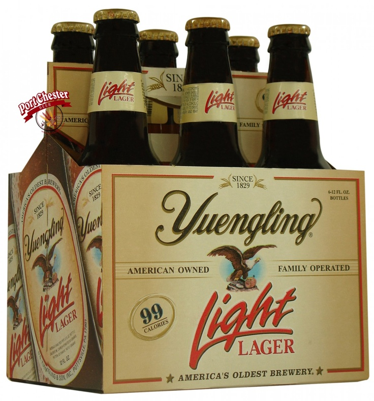 Yuengling light the best light beer under 100 calories for Calories in craft beer