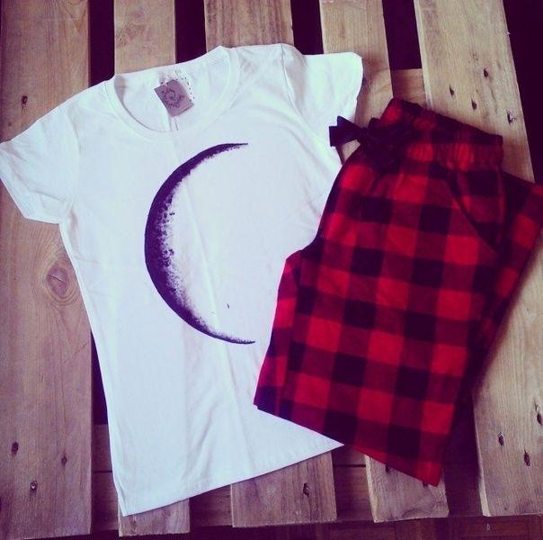 Piżama BOHO-Moon S/M w ivy-style na DaWanda.com