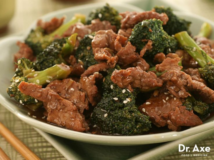 This Crockpot Beef and Broccoli recipe is awesome! It's easy to make, full of flavor and very healthy! You won't be disappointed, try it!