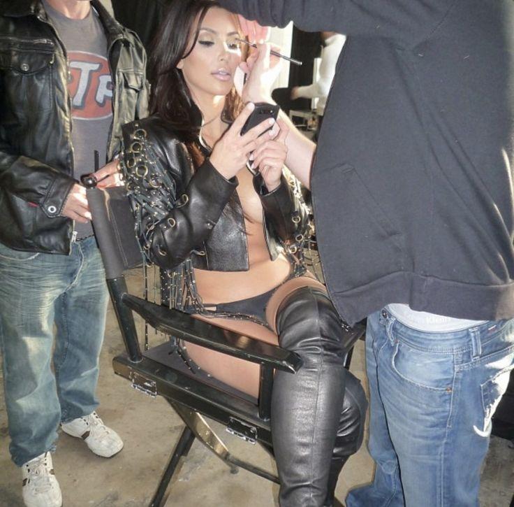 @kimkardashian: #tbt calendar glam