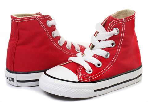 Učte deti byť štýlové už od malička v týchto krásnych #Converse teniskách :-D