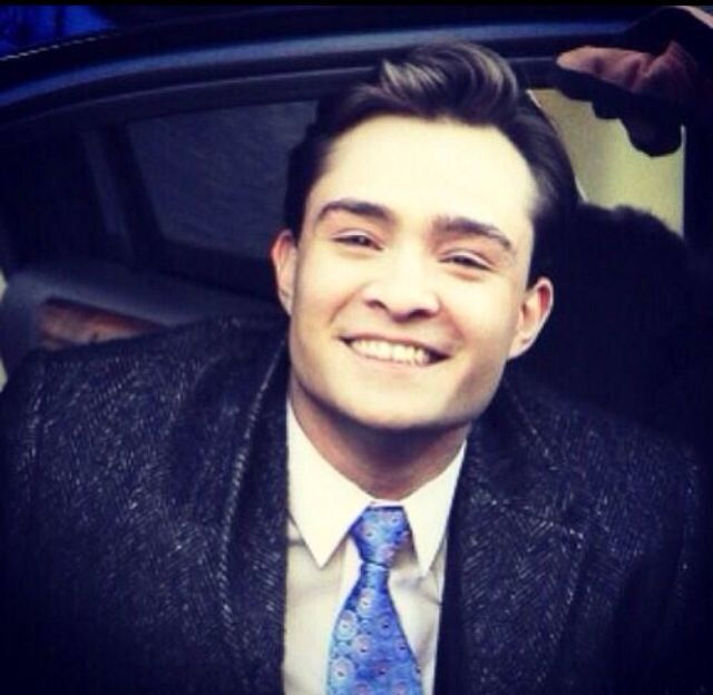 chuck bass smiling -#main