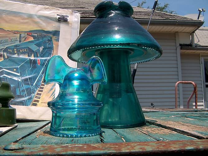 141 best glass telephone pole insulators images on for Glass telephone pole insulators