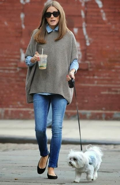 Fashion Icon: Olivia Palermo Street Style New York More images on the blog etralalondon.blog...