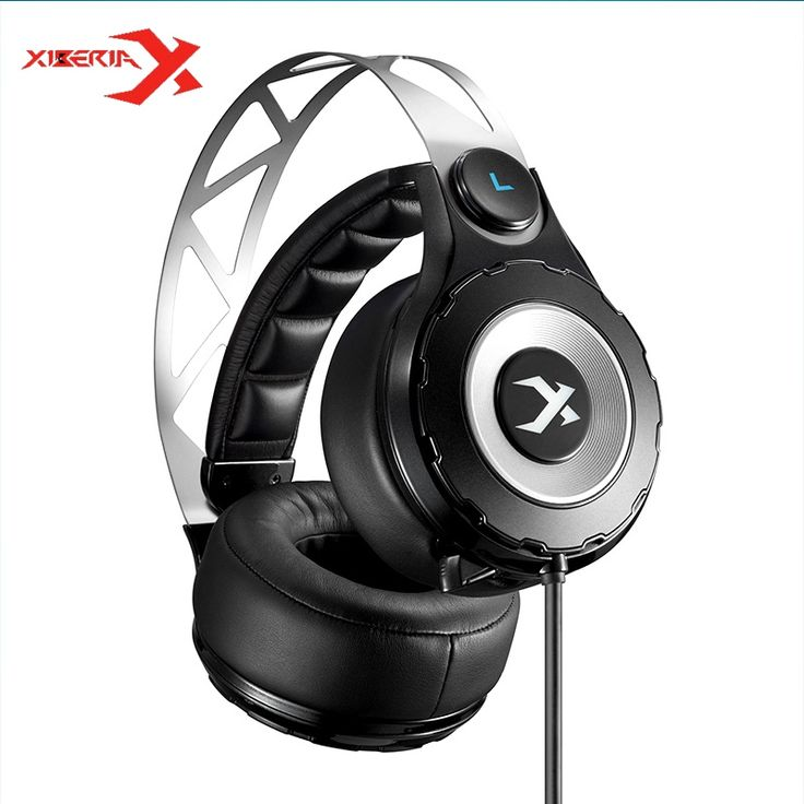 Original XIBERIA T18 7.1 Surround Sound Gaming Headphone Deep Bass With Microphone Headset Headphones For Computer PC Garmer //Price: $127.49 & FREE Shipping //  #device #gadget #gadgets #geek