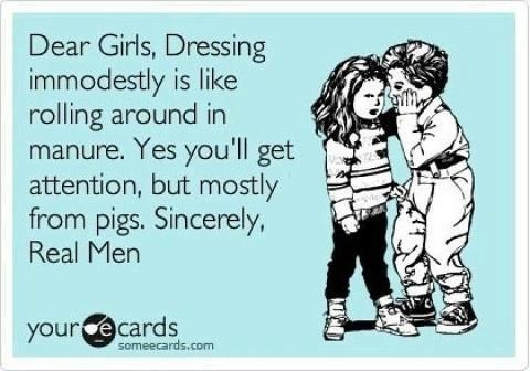 LOL!!! Was thinking this tonight at work when girls kept coming up to me asking about whore clothes LOL!!! She literally said whore clothes! Seriously!!! LOL Had some fun laughs tonight :-)