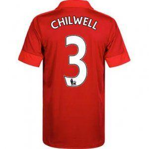 16-17 Leicester City Cheap Away Chilwell #3 Replica Football Shirt [I00296]