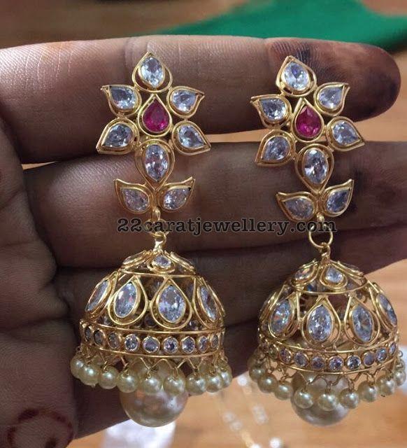 18 Carat Gold earrings Gallery