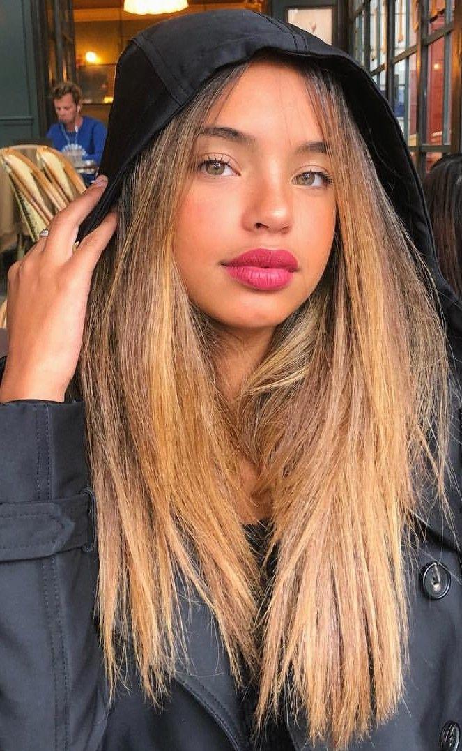 Beauty   Girl hair colors, Mixed girl hairstyles, Biracial ...
