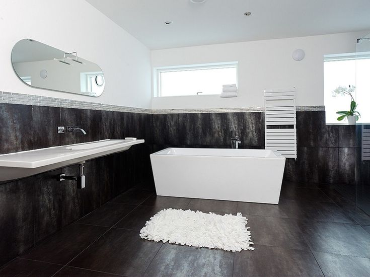69 best Bathroom Decorating Ideas images on Pinterest   Glass ...