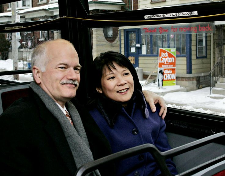 Olivia Chow Through The Years
