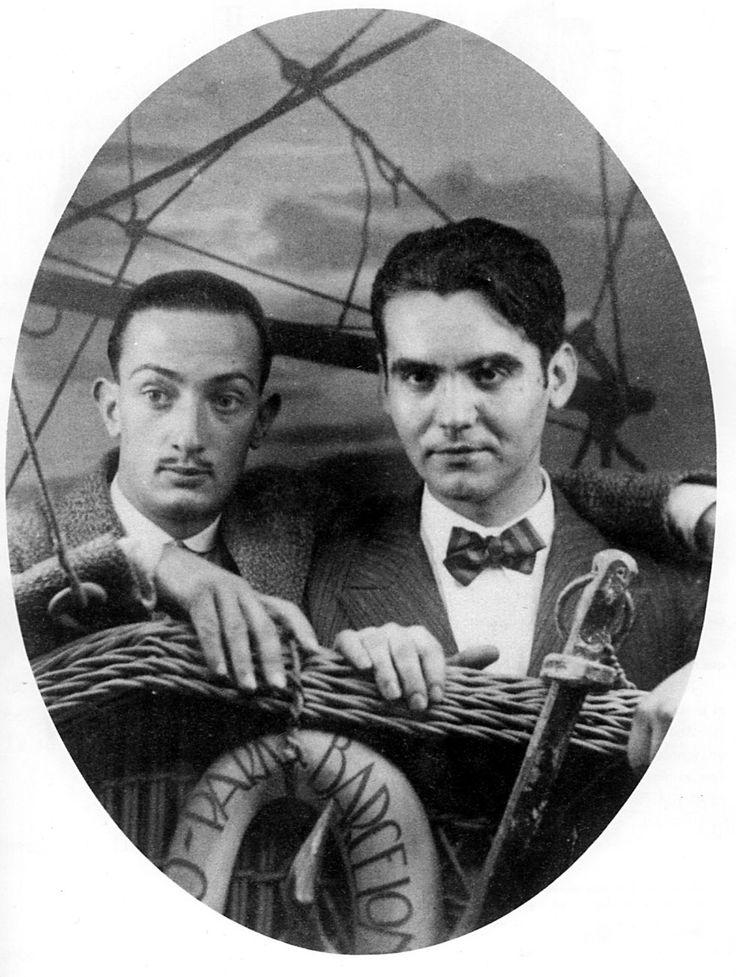 Cartas de Dalí a Lorca: lo que no se puede leer