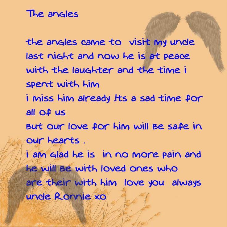 Uncle+in+heaven+poem