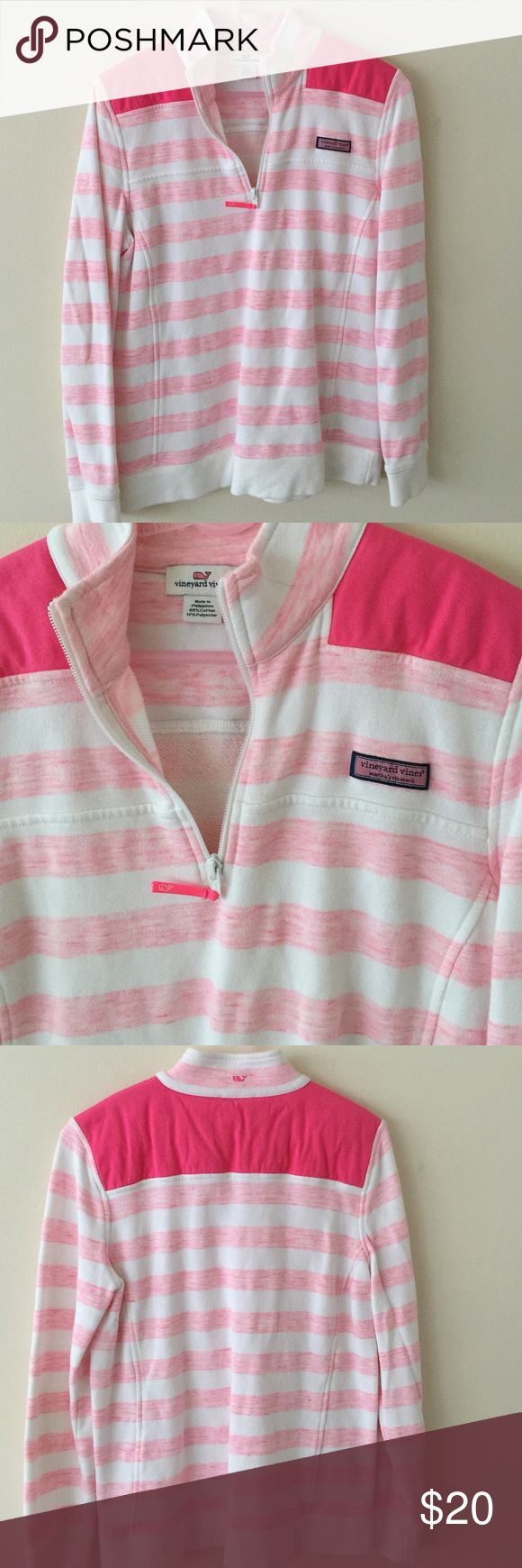 Vineyard Vine Pullover Only wore once. In great condition. 88% cotton 12% polyester Vineyard Vines Other