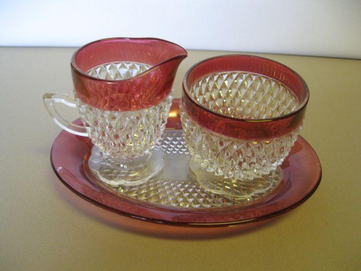 Vintage Sugar Bowls 113