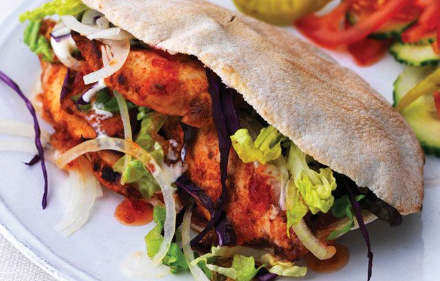 Fresh Meals Delivered >> Chicken Doner Kebab | Recipe | The chicken, Homemade and ...
