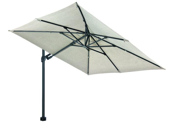 Parasol ogrodowy KOS śr 300 ALU/ECRU, Miloo Home - Wyposażenie wnętrz