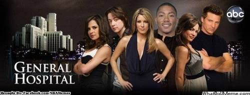 General Hospital: Derrick Rose Edition! - http://nbanewsandhighlights.com/general-hospital-derrick-rose-edition/