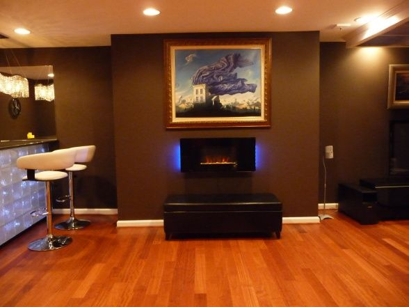 find this pin and more on awesome finished basements - Designs For Basements