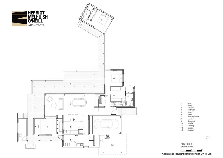 Gallery of Peka Peka House II / Herriot Melhuish O'Neill Architects - 12