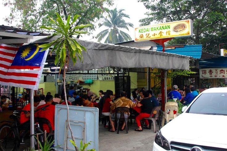Huan Kee Night-time Cze Char Food Stall @ Wai Sek Kai @ Jalan Kepong Baru @ Business hours: 5.30pm onwards - courtesy of VKeong