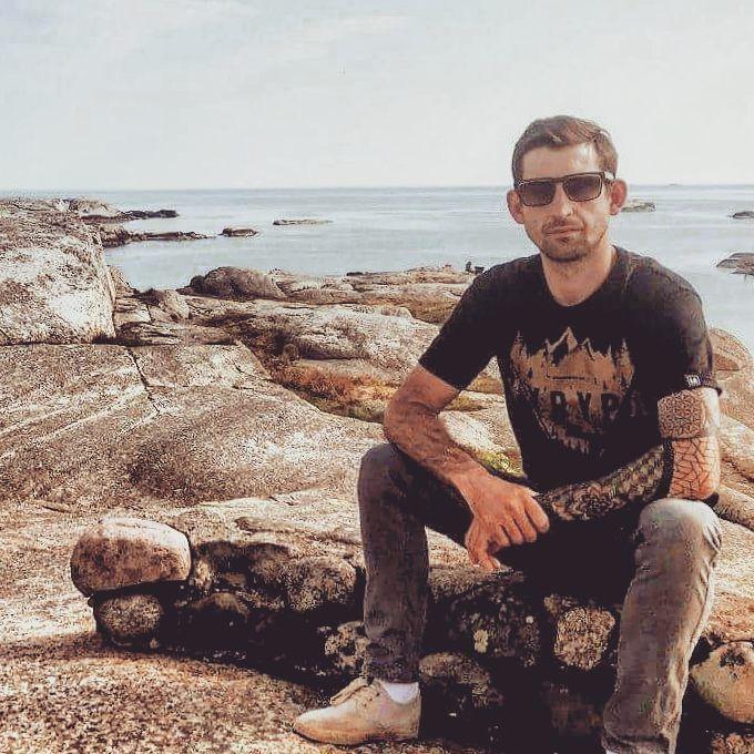 Marcin Na Koncu Swiata W Norwegii Hipster Style Fashion