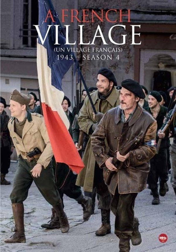 A French Village - Season 4 (4-DVD) (2016) - Television on Starring Thierry Godard & Audrey Fleurot; MHZ Networks Home $35.96 on OLDIES.com