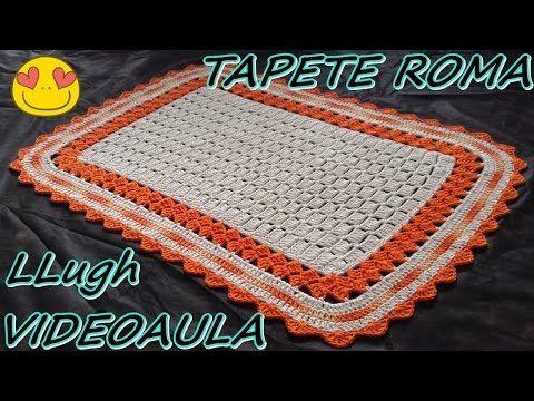 TAPETE DAIANE FERREIRA #LUIZADELUGH - YouTube