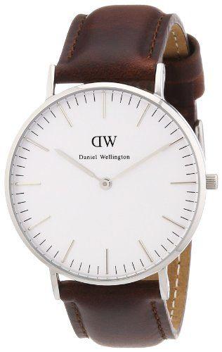Daniel Wellington Damen-Armbanduhr St Andrews Analog Quarz Leder 0607DW: Daniel Wellington: Amazon.de: Uhren