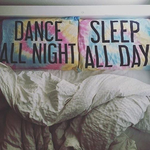 Dance All Night Pillow Case Set Tie Dye ❤ liked on Polyvore featuring home, bed & bath, bedding, bed sheets, tie dyed bedding, tie dye pillowcase, tye dye bedding, tie-dye bedding and cotton pillow shams