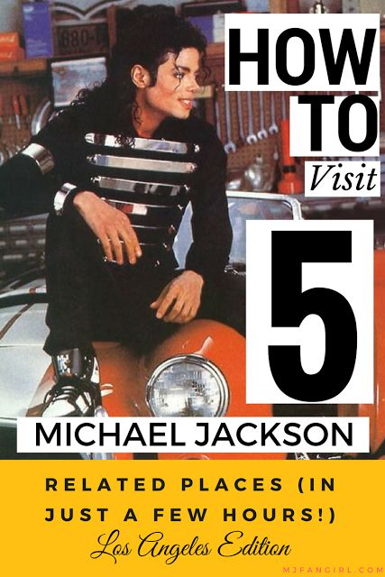 How To See 5 Michael Jackson related places in just a few hours! - Los Angeles Edition | Michael Jackson Fan | Michael Jackson Smile | Michael Jackson Bad | Michael Jackson Blog