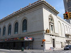 GG : Brooklyn Academy of Music - BAM 30 Lafayette Ave, Brooklyn