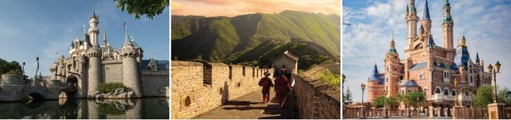 Adventures by Disney: China. Special offer for Walt Disney World Annual Passholders.