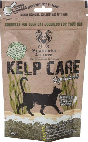 KelpCare for Dogs and Cats, the finest kelp available for pets today