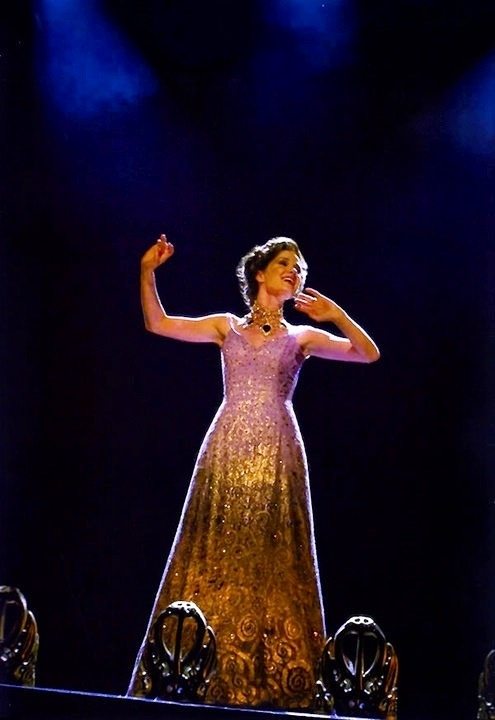 sierra boggess, Love Never Dies, gorgeous