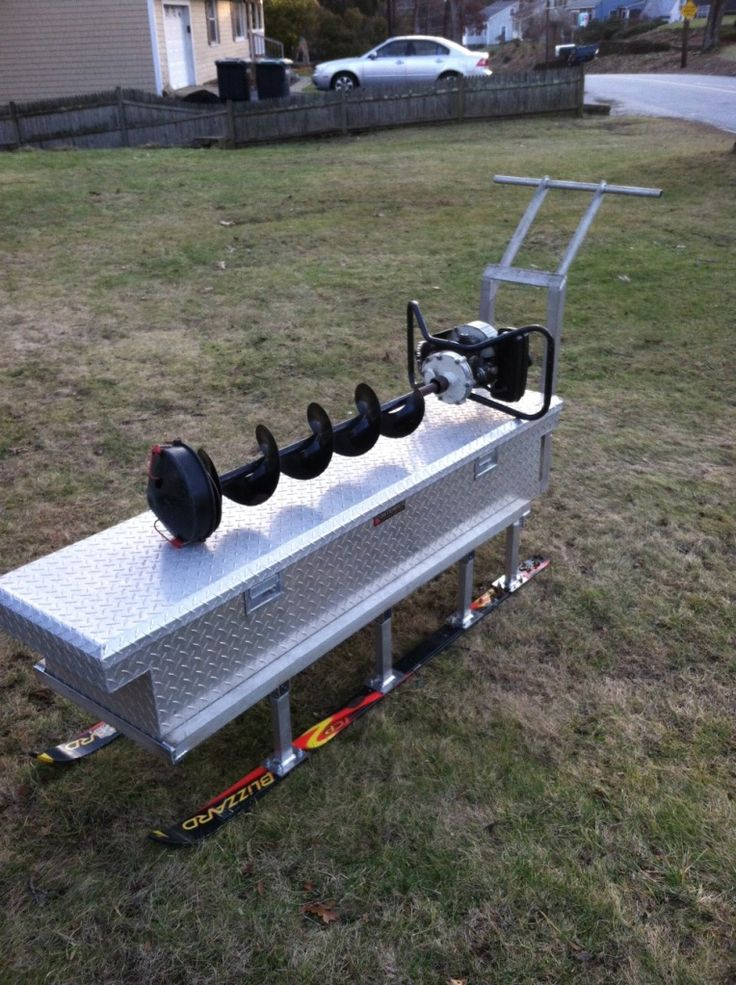 25 b sta ice fishing sled id erna p pinterest for Pa ice fishing