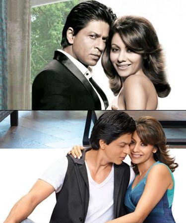 Their love story was no less than a fairytale. Shahrukh khan & Gauri Khan
