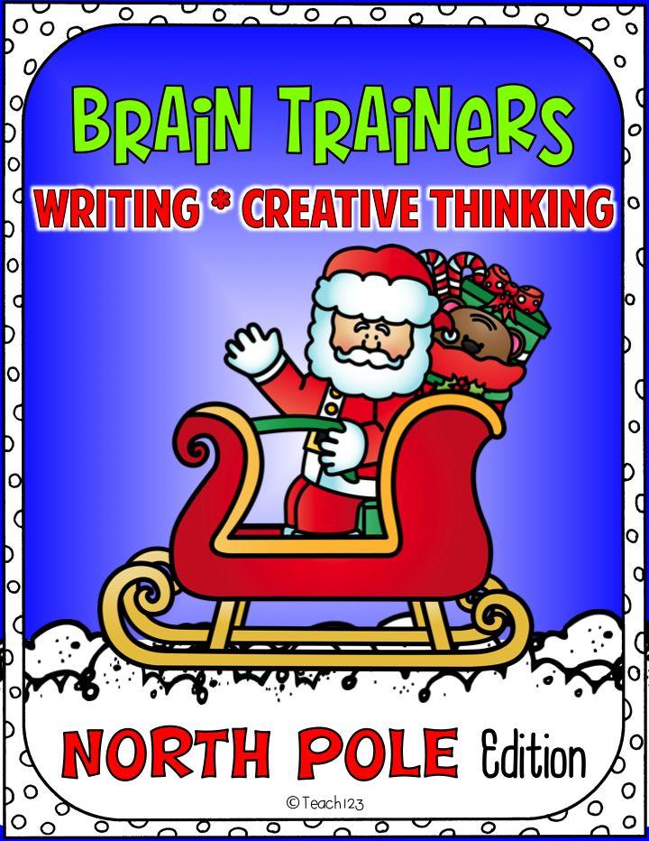 Teach123 - Tips for Teachers: Creative Thinking: Brain Trainers