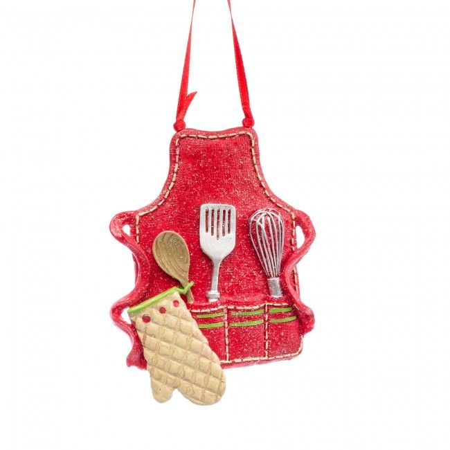 A tiny apron for the Christmas tree that loves to bake...    Whether you're looking for stocking stuffers, Secret Santa presents, festive Christmas decor or even gift cards, we have a huge selection of unique holiday stuff to make your days and nights merry and bright.