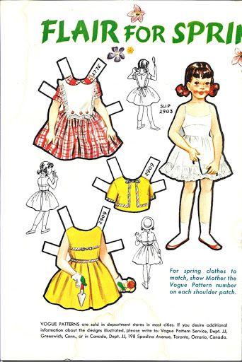 jack jill magazine cut outs lorie harding picasa web albums paper dollscut