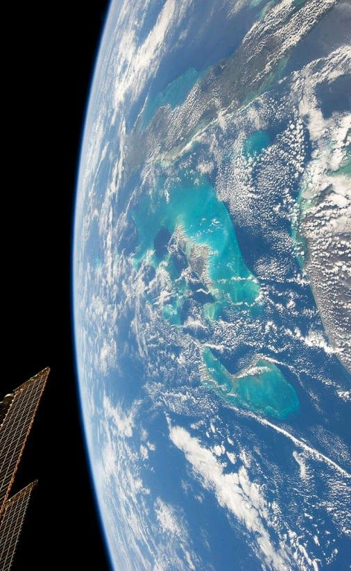 Space - Community - #EarthfromSpace