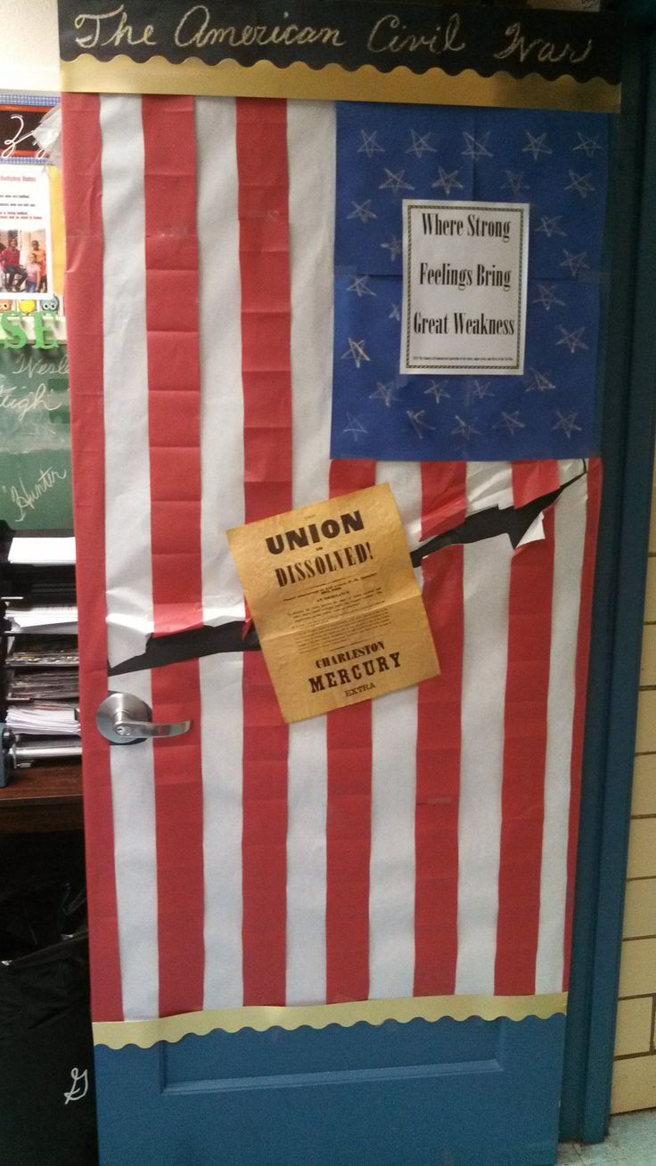 17 best images about classroom decor that teaches on for American flag decoration