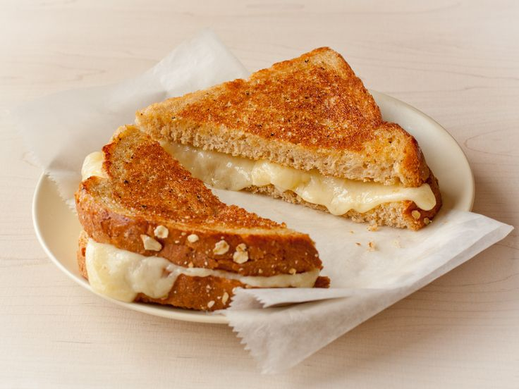 Recreate the classic grilled cheese recipe by using Cabots sharp cheddar cheese and other products. Try Cabots take on the classic grilled cheese sandwich!